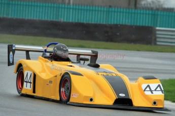 © Jones Photography. OSS Championship Round 1, Snetterton, 28th April 2012. Tim Covill, Mallock 31 Hayabsa. Digital Ref: 0390CJ7D9593