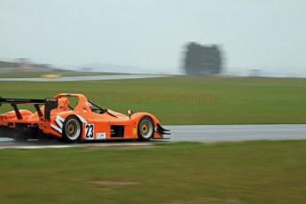 © Jones Photography. OSS Championship Round 1, Snetterton, 28th April 2012. Simon Tilling, Radical SR3. Digital Ref: 0390CJ7D9727
