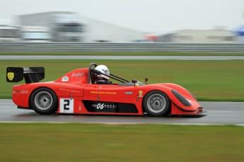 © Jones Photography. OSS Championship Round 1, Snetterton, 28th April 2012. Ake Bornebush, Radical Pro 6. Digital Ref: 0390CJ7D9748