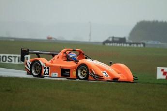 © Jones Photography. OSS Championship Round 1, Snetterton, 28th April 2012. Simon Tilling, Radical SR3. Digital Ref: 0390CJ7D9946