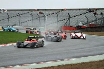 © Jones Photography. OSS Championship Round 2, Brands Hatch, 6th May 2012. The Start. Digital Ref: 0391CJ7D1721
