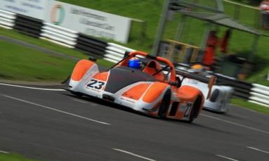 © Jones Photography. OSS Championship Round 3, Castle Combe, 17th June 2012. Simon Tilling, Radical SR3. Digital Ref: 0393CJ7D5302