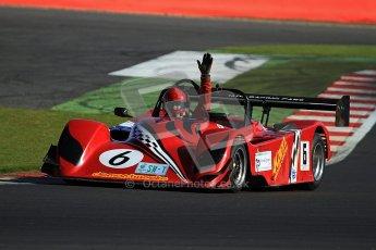 © Carl Jones/Octane Photographic Ltd. OSS Championship – Silverstone. Saturday 28th July 2012. Graham Cole, Jade Trackstar