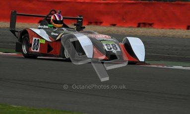 © Carl Jones/Octane Photographic Ltd. OSS Championship – Silverstone. Saturday 28th July 2012. Marcus Bicknell, Mallock Mk35 Honda S2000