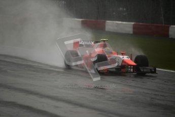 © 2012 Octane Photographic Ltd. British GP Silverstone - Friday 6th July 2012 - GP2 Practice - Arden International - Luiz Razia. Digital Ref : 0398lw1d2415
