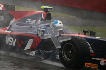 © 2012 Octane Photographic Ltd. British GP Silverstone - Friday 6th July 2012 - GP2 Practice - iSport International - Jolyon Palmer. Digital Ref : 0398lw1d2487