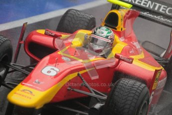 © 2012 Octane Photographic Ltd. British GP Silverstone - Friday 6th July 2012 - GP2 Practice - Racing Engineering - Nathanael Berthon. Digital Ref : 0398lw1d2679