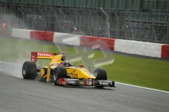 © 2012 Octane Photographic Ltd. British GP Silverstone - Friday 6th July 2012 - GP2 Qualifying - Dams - Davide Valsecchi. Digital Ref :  0399lw1d2811