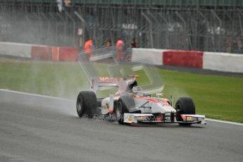 © 2012 Octane Photographic Ltd. British GP Silverstone - Friday 6th July 2012 - GP2 Qualifying - Rapax - Tom Dillmann. Digital Ref : 0399lw1d2976