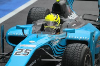 © 2012 Octane Photographic Ltd. British GP Silverstone - Friday 6th July 2012 - GP2 Qualifying - Ocean Racing Technology - Nigel Melker. Digital Ref :  0399lw1d3076