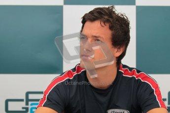 © 2012 Octane Photographic Ltd. British GP Silverstone - Friday 6th July 2012 - GP2 Qualifying - iSport International - Jolyon Palmer. Digital Ref : 0399lw1d3230
