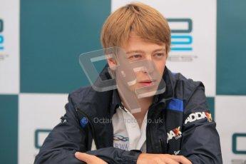 © 2012 Octane Photographic Ltd. British GP Silverstone - Friday 6th July 2012 - GP2 Qualifying - Barwa Addax team - Johnny Cecotto. Digital Ref : 0399lw1d3239