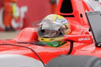 © 2012 Octane Photographic Ltd. British GP Silverstone - Sunday 8th July 2012 - GP2 Race 2 - Arden International - Luiz Razia. Digital Ref : 0401lw7d6838
