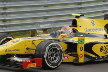 © 2012 Octane Photographic Ltd. British GP Silverstone - Sunday 8th July 2012 - GP2 Race 2 - Dams - Felipe Nasr. Digital Ref : 0401lw7d7535