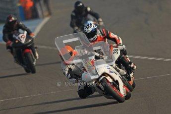 © Octane Photographic Ltd. Thundersport – Donington Park - 24th March 2012. RLRmotorsports.com 600 Sportsman Elite, Jamie Devine and Dan Harrison. Digital ref : 0260cb7d3432