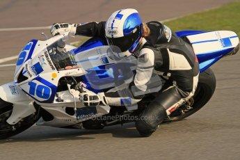 © Octane Photographic Ltd. Thundersport – Donington Park - 24th March 2012. RLRmotorsports.com 600 Sportsman Elite, Jenny Tinmouth. Digital ref : 0260lw7d3443