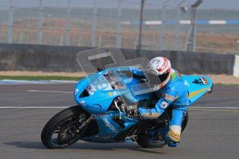 © Octane Photographic Ltd. Thundersport – Donington Park - 24th March 2012. RLRmotorsports.com 600 Sportsman Elite, Nicole McAleer. Digital ref : 0260lw7d3670