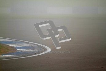 © Octane Photographic Ltd. Thundersport – Donington Park -  24th March 2012. A foggy start to Saturday delayed the qualifying by 2 hours. Digital ref : 0252cb7d1405