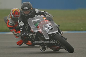 © Octane Photographic Ltd. Thundersport – Donington Park - 24th March 2012. Aprillia Superteens, Nathan Harrison. Digital ref : 0252cb7d1454