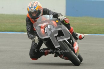 © Octane Photographic Ltd. Thundersport – Donington Park - 24th March 2012. Aprillia Superteens, Zak Cordery. Digital ref : 0252cb7d1510