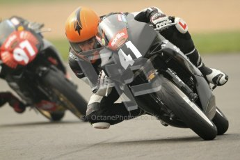 © Octane Photographic Ltd. Thundersport – Donington Park -  24th March 2012. Aprillia Superteens, Milo Ward and Bradley Perie. Digital ref : 0252cb7d1603