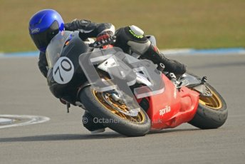 © Octane Photographic Ltd. Thundersport – Donington Park -  24th March 2012. RST Motorcycle Clothing Golden Era Superbikes, Andrew Dumbill. Digital ref : 0257cb7d2832