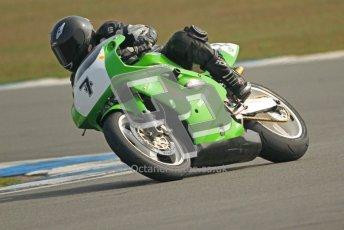 © Octane Photographic Ltd. Thundersport – Donington Park -  24th March 2012. RST Motorcycle Clothing Golden Era Superbikes, Colin Groom. Digital ref : 0257cb7d2841
