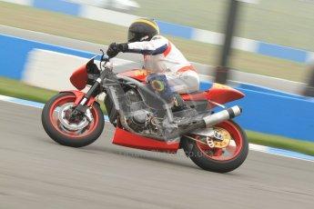 © Octane Photographic Ltd. Thundersport – Donington Park -  24th March 2012. HEL Performance Streetfighters, Andrew Driver. Digital ref : 0253cb7d1667