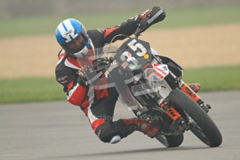 © Octane Photographic Ltd. Thundersport – Donington Park - 24th March 2012. HEL Performance Streetfighters, Andy Denyer. Digital ref : 0253cb7d1722