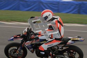 © Octane Photographic Ltd. Thundersport – Donington Park -  24th March 2012. HEL Performance Streetfighters, Brad Davey. Digital ref : 0253lw7d0498