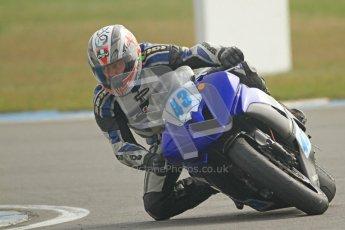 © Octane Photographic Ltd. Thundersport – Donington Park -  24th March 2012. HMT Racing Pre-National Sport 600, Chris Wilkinson. Digital ref : 0255cb7d2198