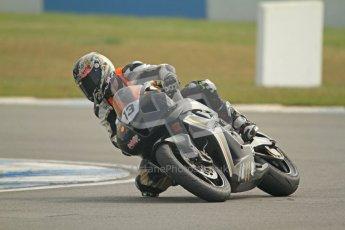 © Octane Photographic Ltd. Thundersport – Donington Park -  24th March 2012. HMT Racing Pre-National Sport 600, Luke Shelley. Digital ref : 0255cb7d2203
