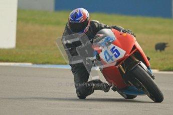 © Octane Photographic Ltd. Thundersport – Donington Park - 24th March 2012. HMT Racing Pre-National Sport 600, Joe Newbould. Digital ref : 0255cb7d2229