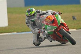 © Octane Photographic Ltd. Thundersport – Donington Park -  24th March 2012. HMT Racing Pre-National Sport 600, Matthew Jones. Digital ref : 0255cb7d2232