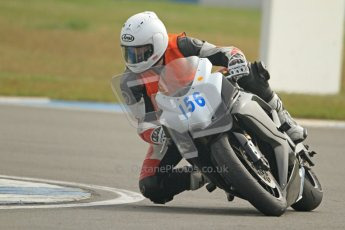 © Octane Photographic Ltd. Thundersport – Donington Park -  24th March 2012. HMT Racing Pre-National Sport 600, Paul Goodwin. Digital ref : 0255cb7d2243