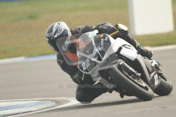 © Octane Photographic Ltd. Thundersport – Donington Park -  24th March 2012. HMT Racing Pre-National Sport 600, Matt Parker. Digital ref : 0255cb7d2257
