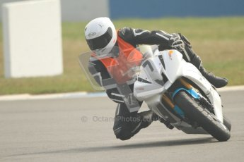 © Octane Photographic Ltd. Thundersport – Donington Park - 24th March 2012. HMT Racing Pre-National Sport 600, James Shaw. Digital ref : 0255cb7d2273