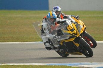 © Octane Photographic Ltd. Thundersport – Donington Park -  24th March 2012. HMT Racing Pre-National Sport 600, Daniel Ingham. Digital ref : 0255cb7d2283