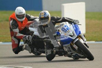 © Octane Photographic Ltd. Thundersport – Donington Park - 24th March 2012. HMT Racing Pre-National Sport 600, Ben Neary. Digital ref : 0255cb7d2287