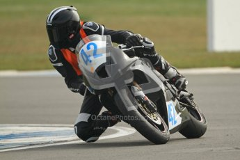 © Octane Photographic Ltd. Thundersport – Donington Park - 24th March 2012. HMT Racing Pre-National Sport 600, Ben Murphy. Digital ref : 0255cb7d2323