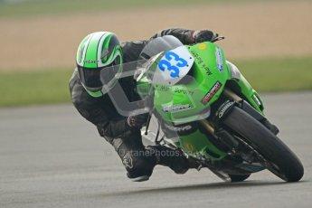 © Octane Photographic Ltd. Thundersport – Donington Park - 24th March 2012. HMT Racing Pre-National Sport 600, mark Burditt. Digital ref : 0255cb7d2355