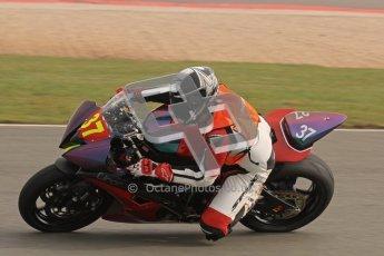 © Octane Photographic Ltd. Thundersport – Donington Park - 24th March 2012. HMT Racing Pre-National Sport 600, Nick Kavanagh. Digital ref : 0255lw7d1332
