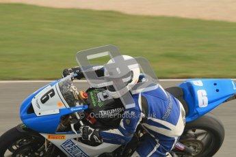 © Octane Photographic Ltd. Thundersport – Donington Park -  24th March 2012. HMT Racing Pre-National Sport 600, Dean Pearce. Digital ref : 0255lw7d1335