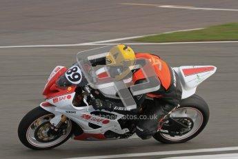 © Octane Photographic Ltd. Thundersport – Donington Park -  24th March 2012. HMT Racing Pre-National Sport 600, Ben Dovey. Digital ref : 0255lw7d1366