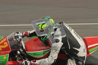 © Octane Photographic Ltd. Thundersport – Donington Park -  24th March 2012. HMT Racing Pre-National Sport 600, Matthew Jones. Digital ref : 0255lw7d1394