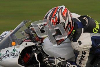 © Octane Photographic Ltd. Thundersport – Donington Park -  24th March 2012. HMT Racing Pre-National Sport 600, Charley Oakland. Digital ref : 0255lw7d1568