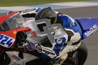 © Octane Photographic Ltd. Thundersport – Donington Park -  24th March 2012. HMT Racing Pre-National Sport 600, Barry teesdale. Digital ref : 0255lw7d1609