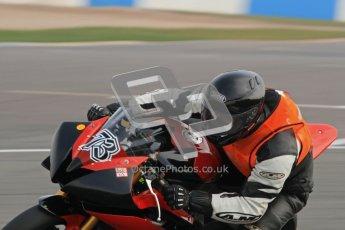 © Octane Photographic Ltd. Thundersport – Donington Park -  24th March 2012. HMT Racing Pre-National Sport 600, David Brook. Digital ref : 0255lw7d1614