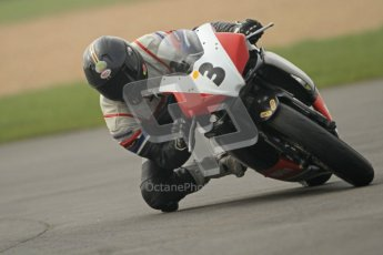 © Octane Photographic Ltd. Thundersport – Donington Park -  24th March 2012. Doodson Motorsport Supertwins & F400, Michael Clifford. Digital ref : 0254cb7d2118