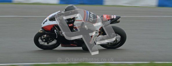 © Octane Photographic Ltd. Thundersport – Donington Park - 24th March 2012. Doodson Motorsport Supertwins & F400, Michael Clifford. Digital ref : 0254lw7d0865